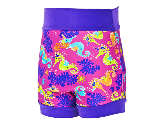 Zoggs Saw Unicorn Swimsure Nappy Kids pink
